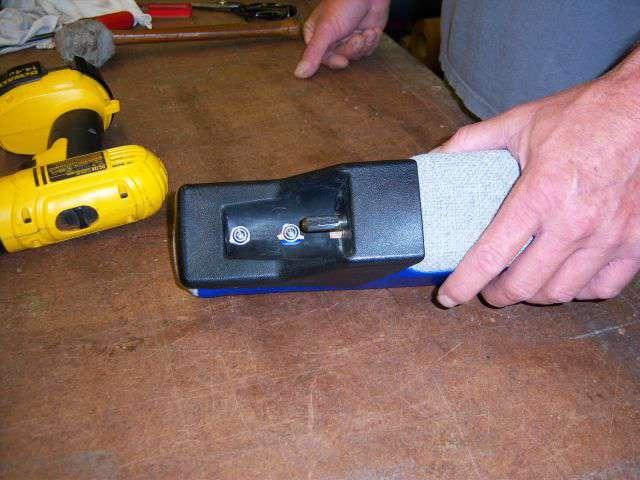 Vanagon Adjustable Armrest Installation Sewfine Interior