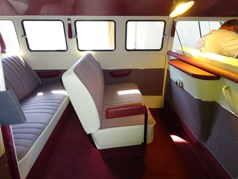 volkswagen bus interiors gallery vw bus interior custom interior vw bus sewfine interior