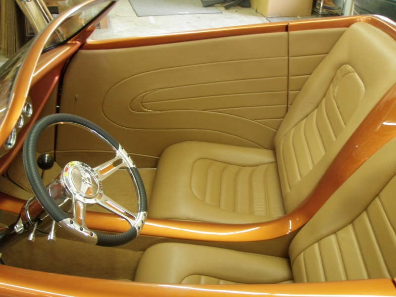 Miscellaneous Vintage Car Custom Interiors Custom