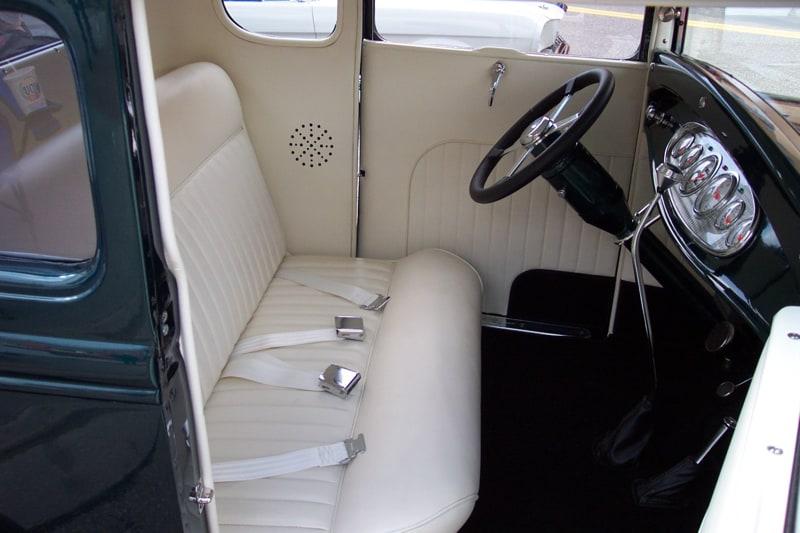 Miscellaneous Vintage Car Custom Interiors Custom Upholstery Auto