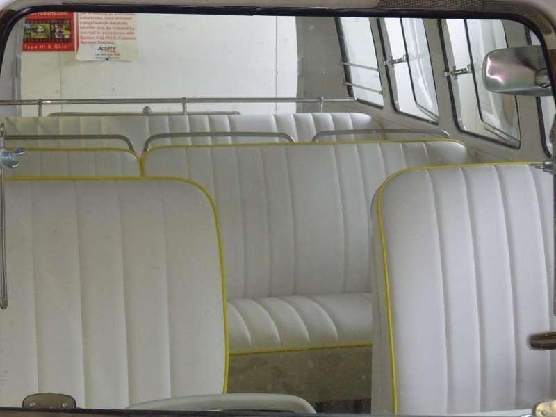 gallery vw type 3 interior volkswagen bus interiors