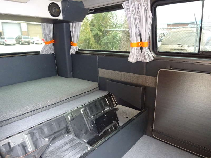 Vw Vanagon Weekender Custom Interiors Gallery Custom