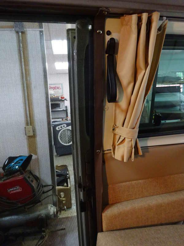 Slider Door Bug Screen Sewfine Interior Products