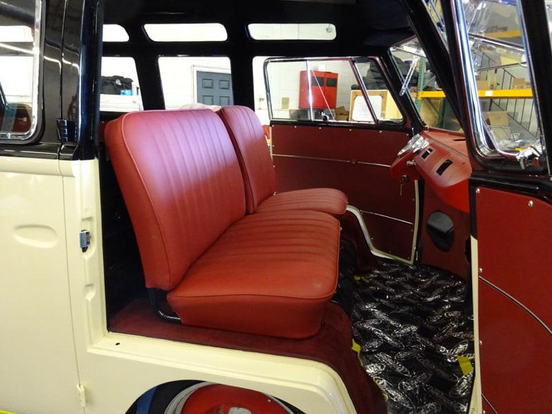 Volkswagen Bus Interiors Gallery