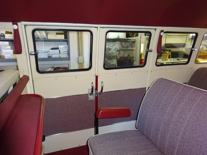 Volkswagen Bus Interiors Gallery | VW Bus Interior | Custom Interior ...