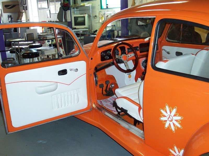 Porsche Of Delaware >> Bug Interiors Gallery | VW Bug Interior | Volkswagen ...