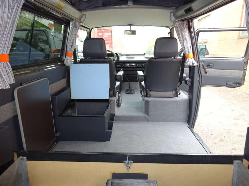 Vw California Camper >> VW Vanagon Weekender Custom Interiors Gallery | Custom ...