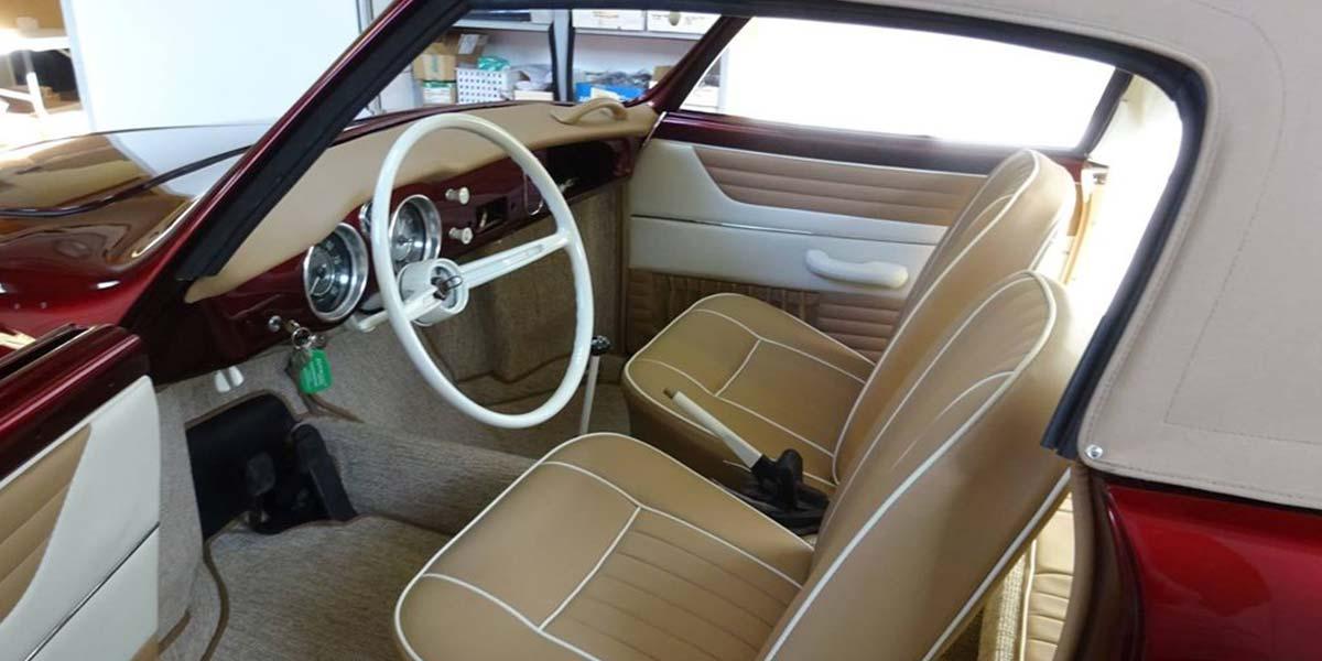 Ghia Custom Interiors Volkswagen Ghia Custom Interiors